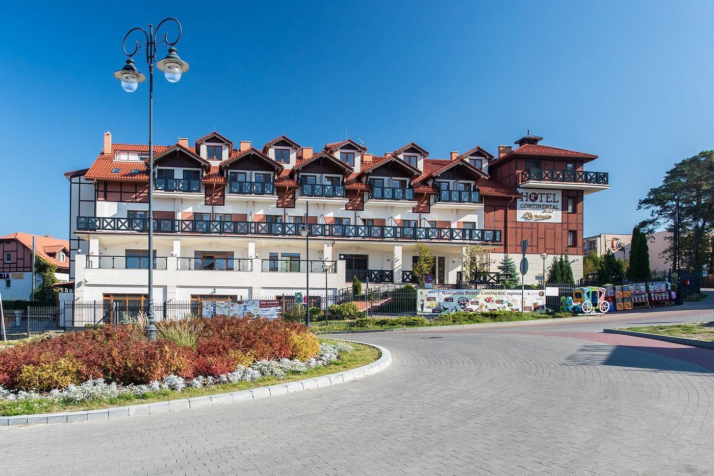 KRYNICA MORSKA HOTEL CONTINENTAL