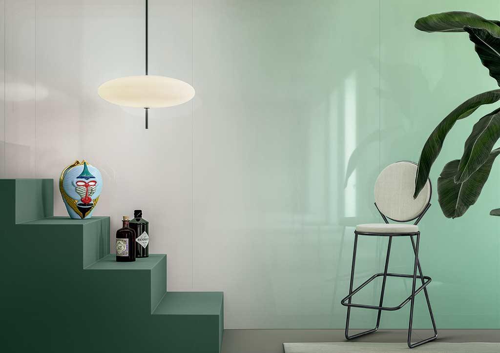 Gradiente Grigio-Verde